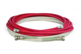 低压和高压软管